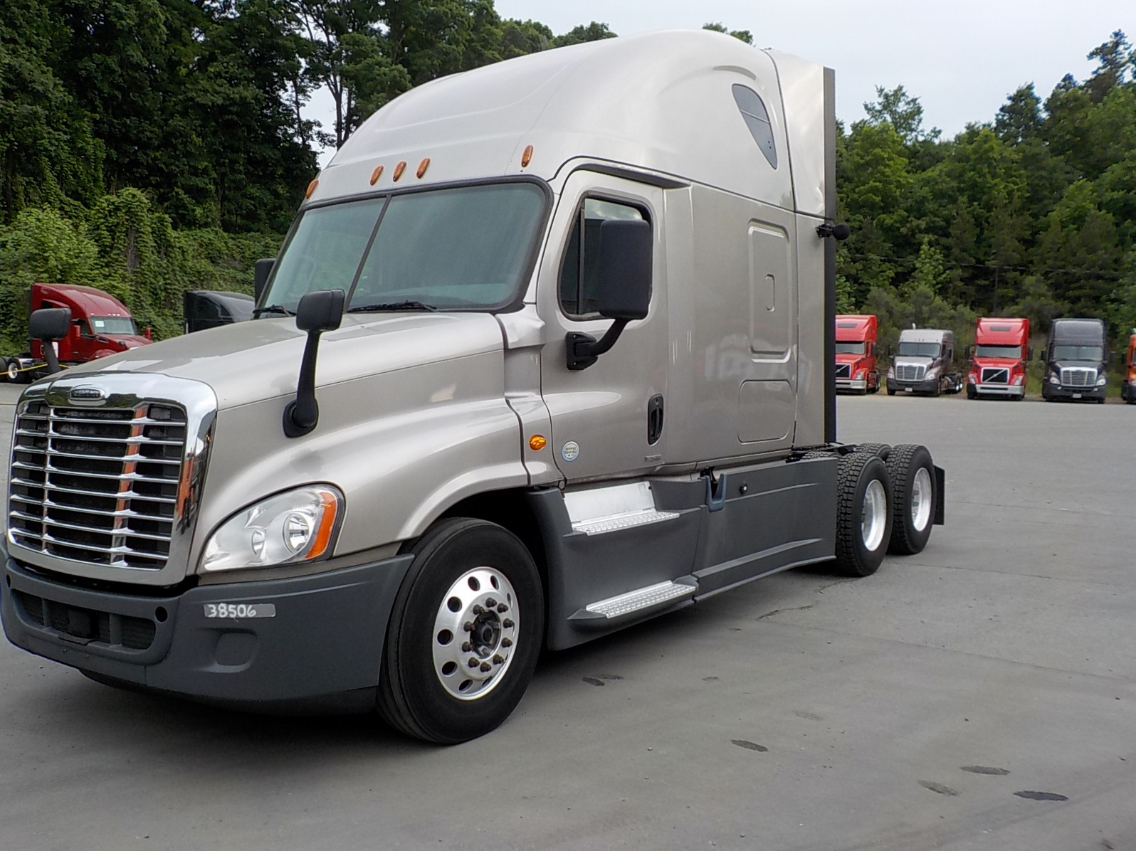 2015 Freightliner Cascadia for sale-59233512