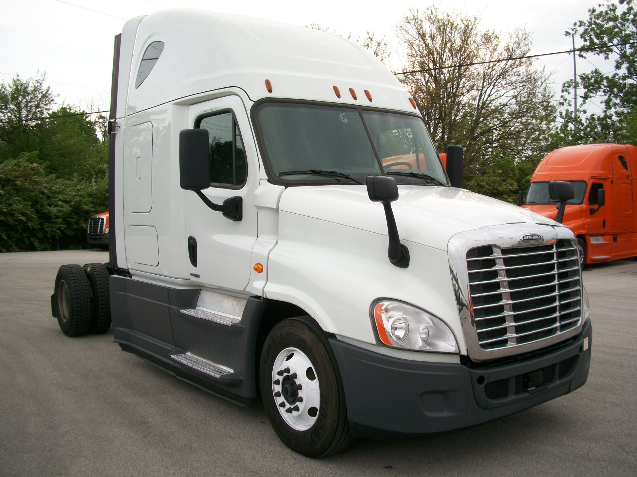 2016 Freightliner Cascadia for sale-59108367