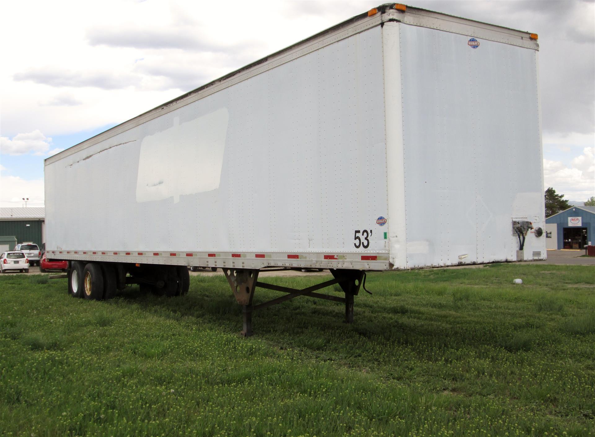 1999 Utility Van for sale-59107863