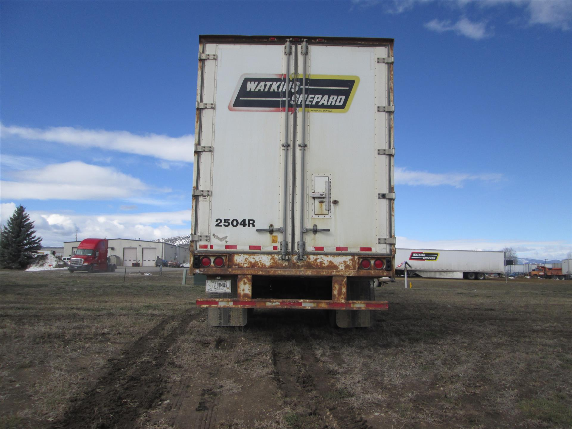 1998 Wabash REEFER for sale-59101279