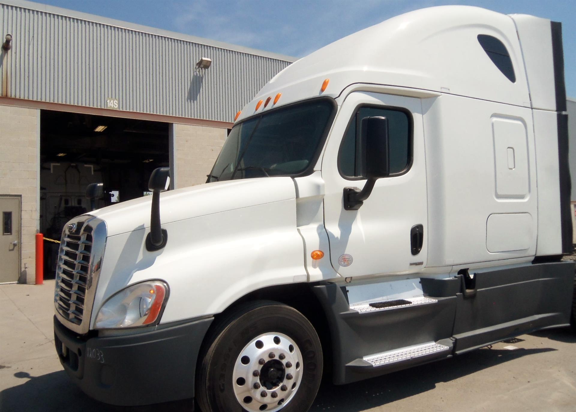 2014 Freightliner Cascadia for sale-59206300
