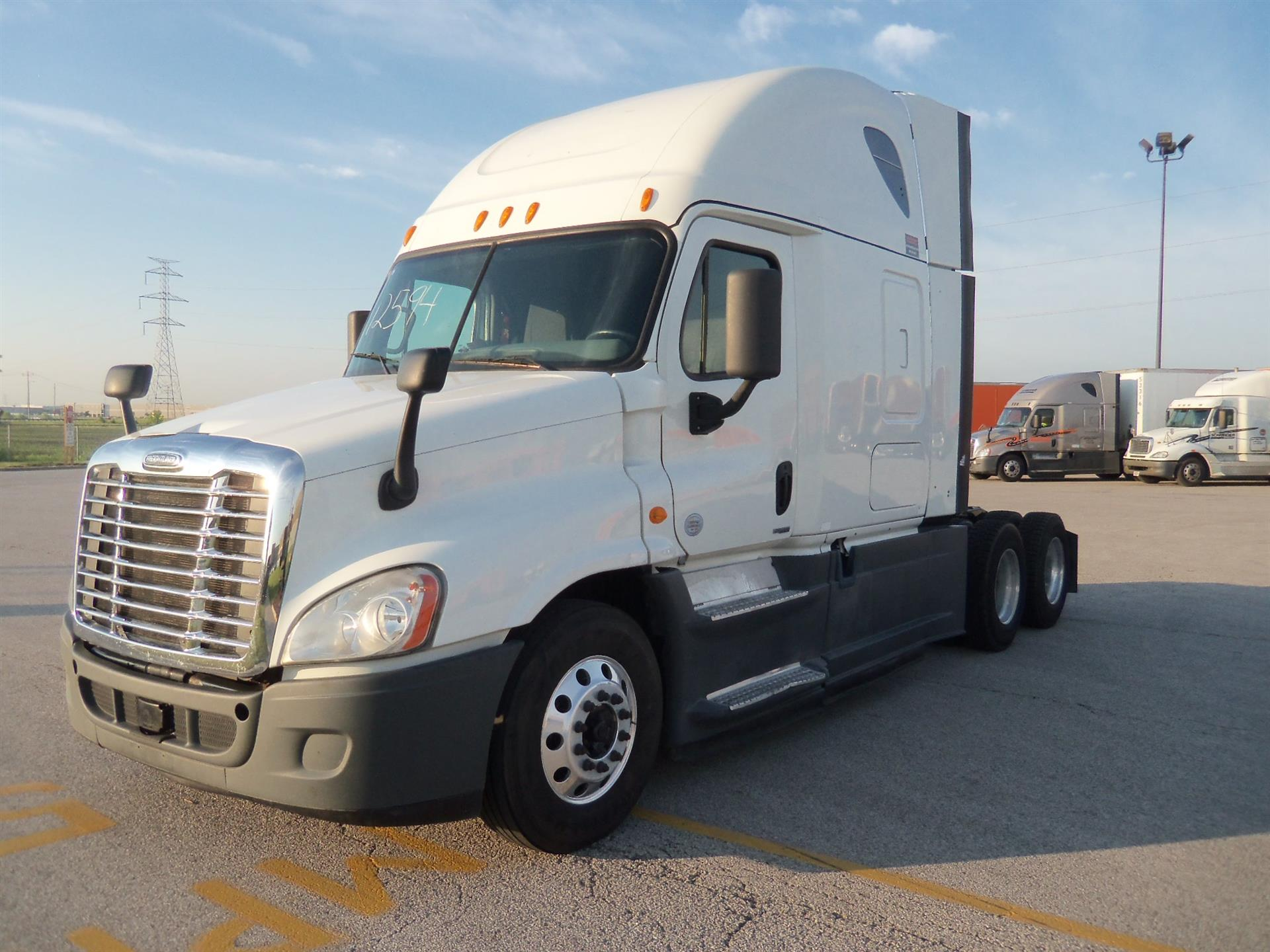 2014 Freightliner Cascadia for sale-59233050