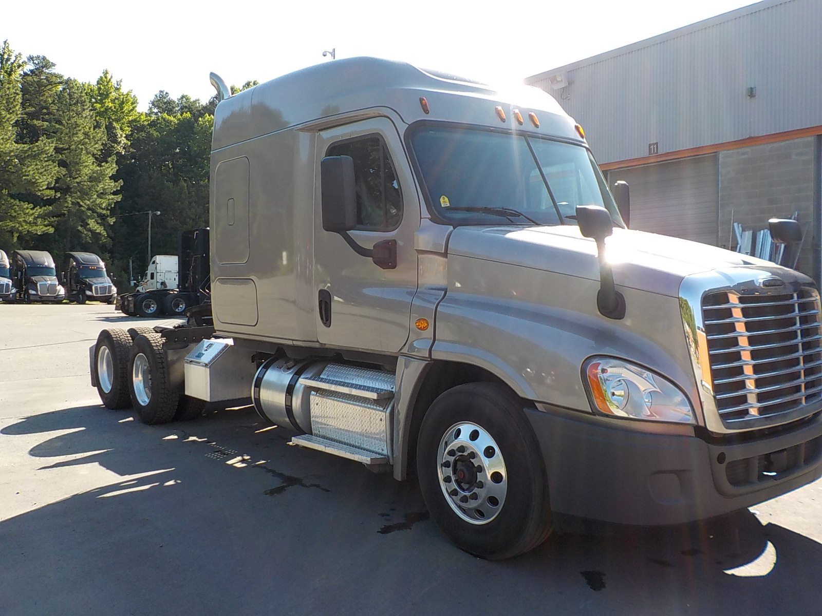 2016 Freightliner Cascadia EVO for sale-59218633