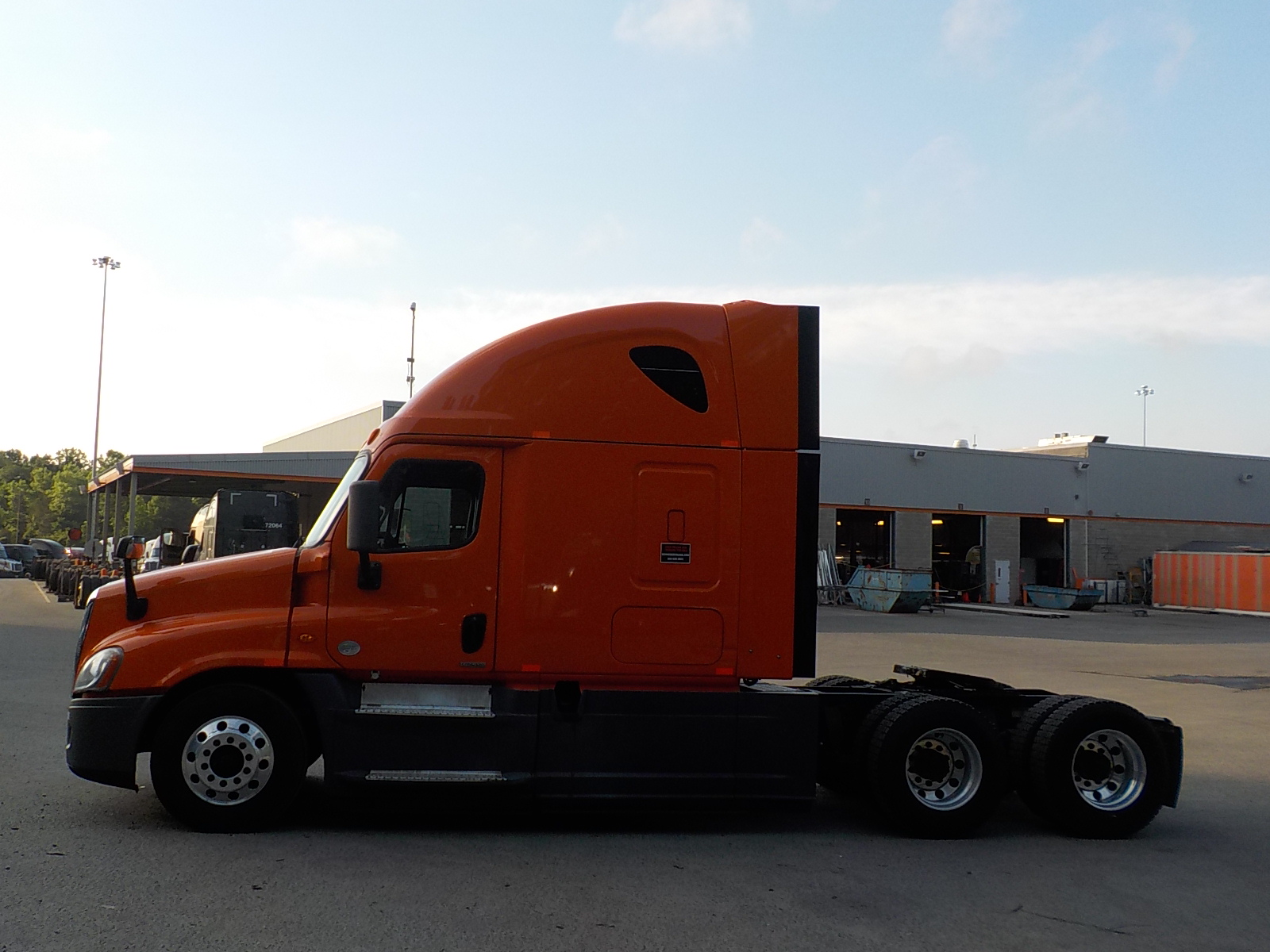 2014 Freightliner Cascadia for sale-59108401