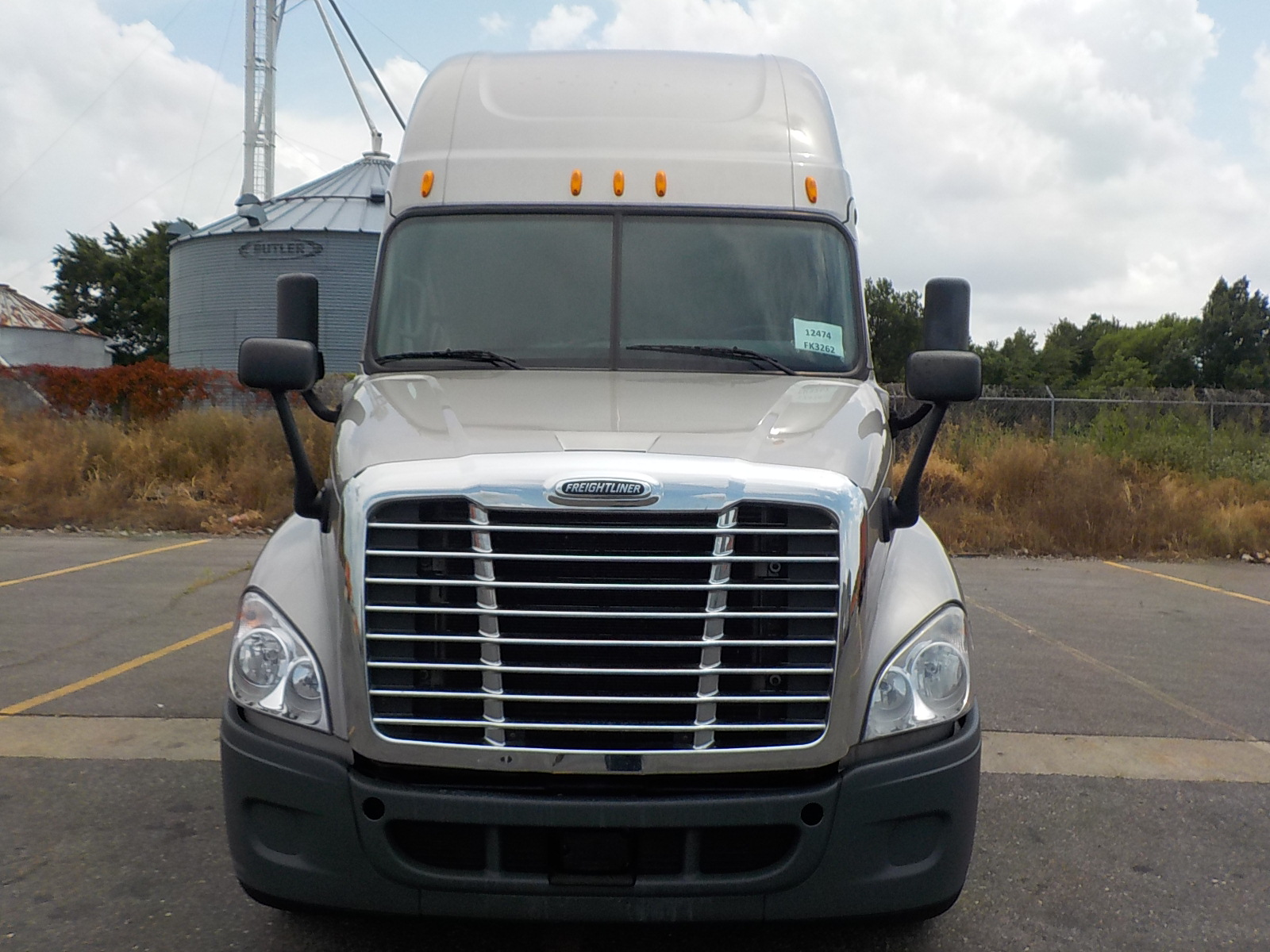 2014 Freightliner Cascadia for sale-59206302