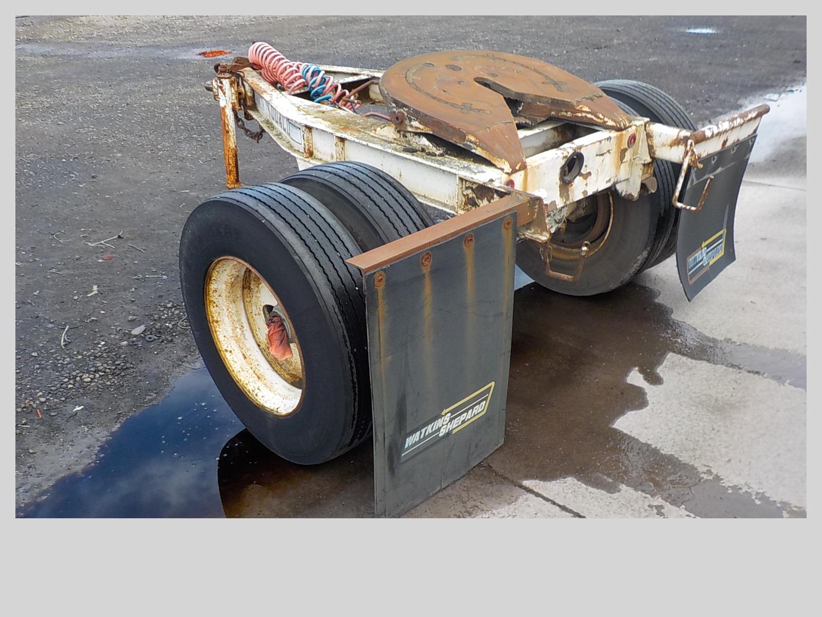 1987 Fruehauf Converter Dolly for sale-59101291