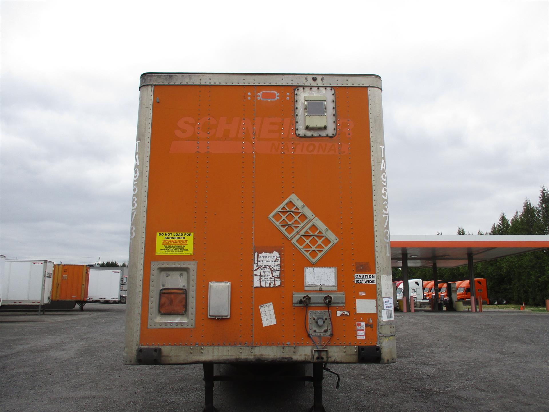 2005 Wabash VAN for sale-59085540