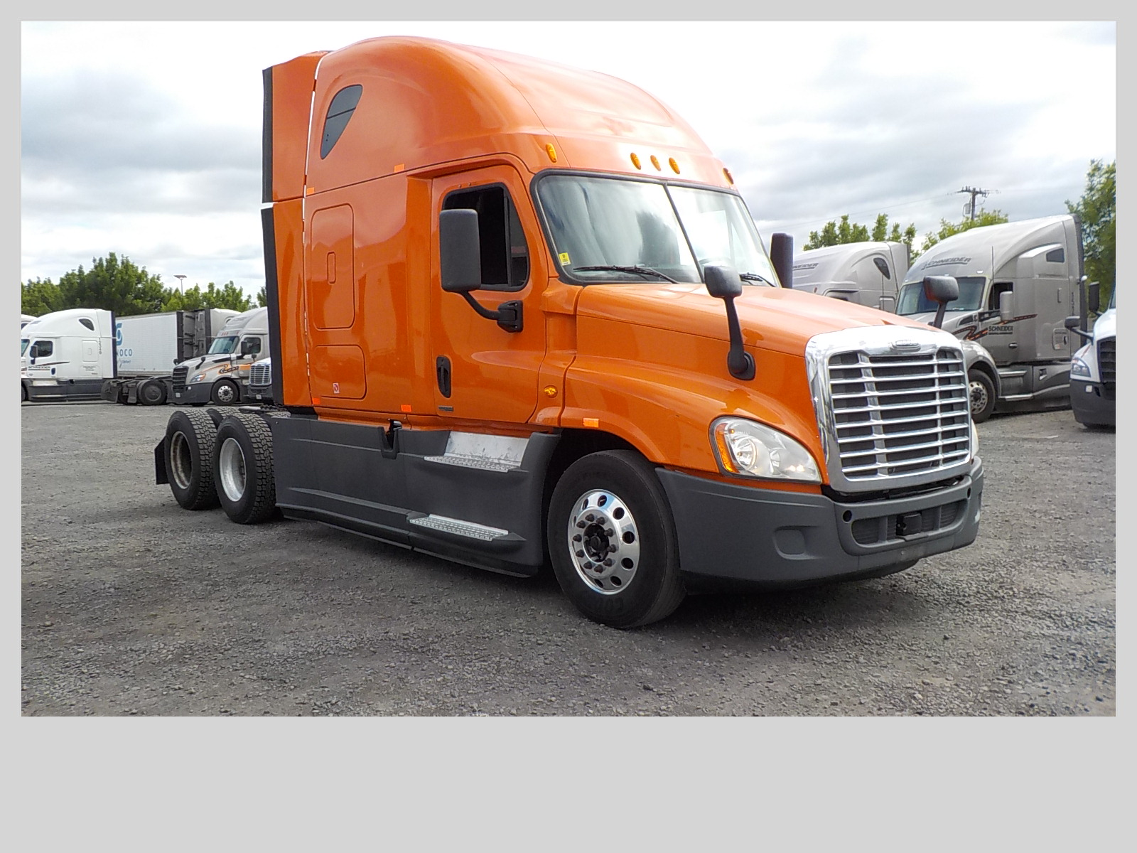 2014 Freightliner Cascadia for sale-59084907