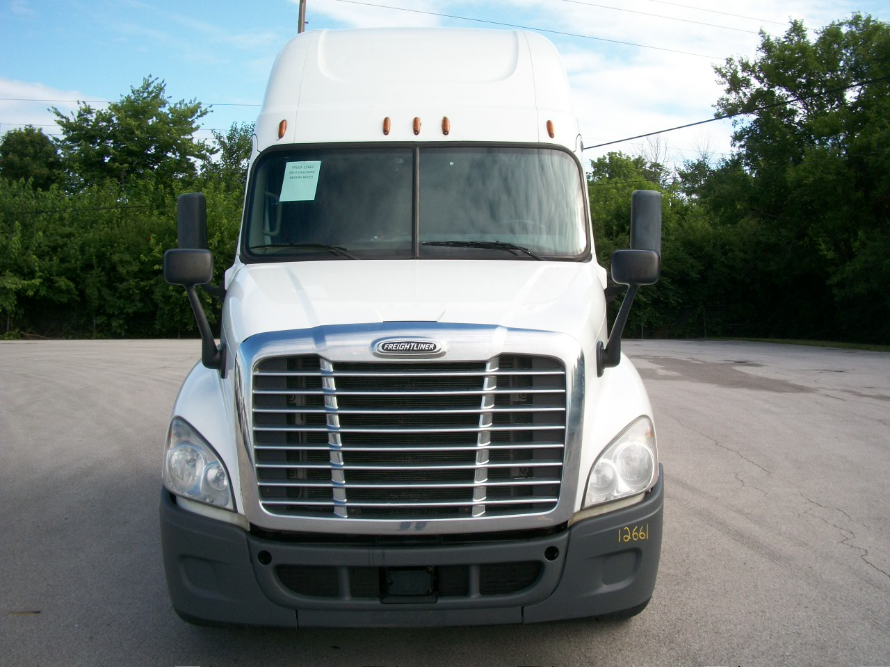 2014 Freightliner Cascadia for sale-59084922