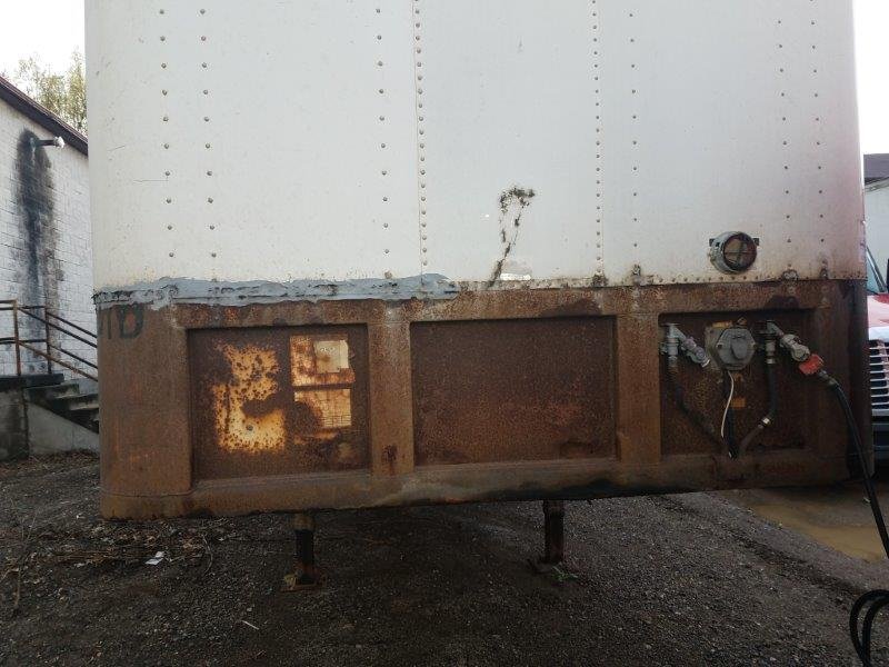 1987 Fruehauf Pup Van for sale-59124076