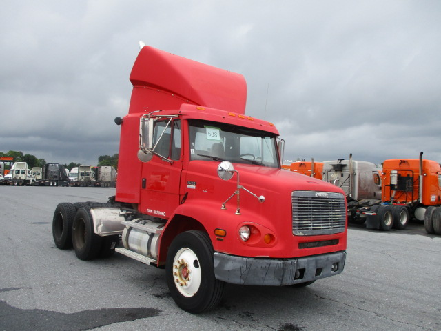 USED 1999 FREIGHTLINER FL11264ST DAYCAB TRUCK #81149