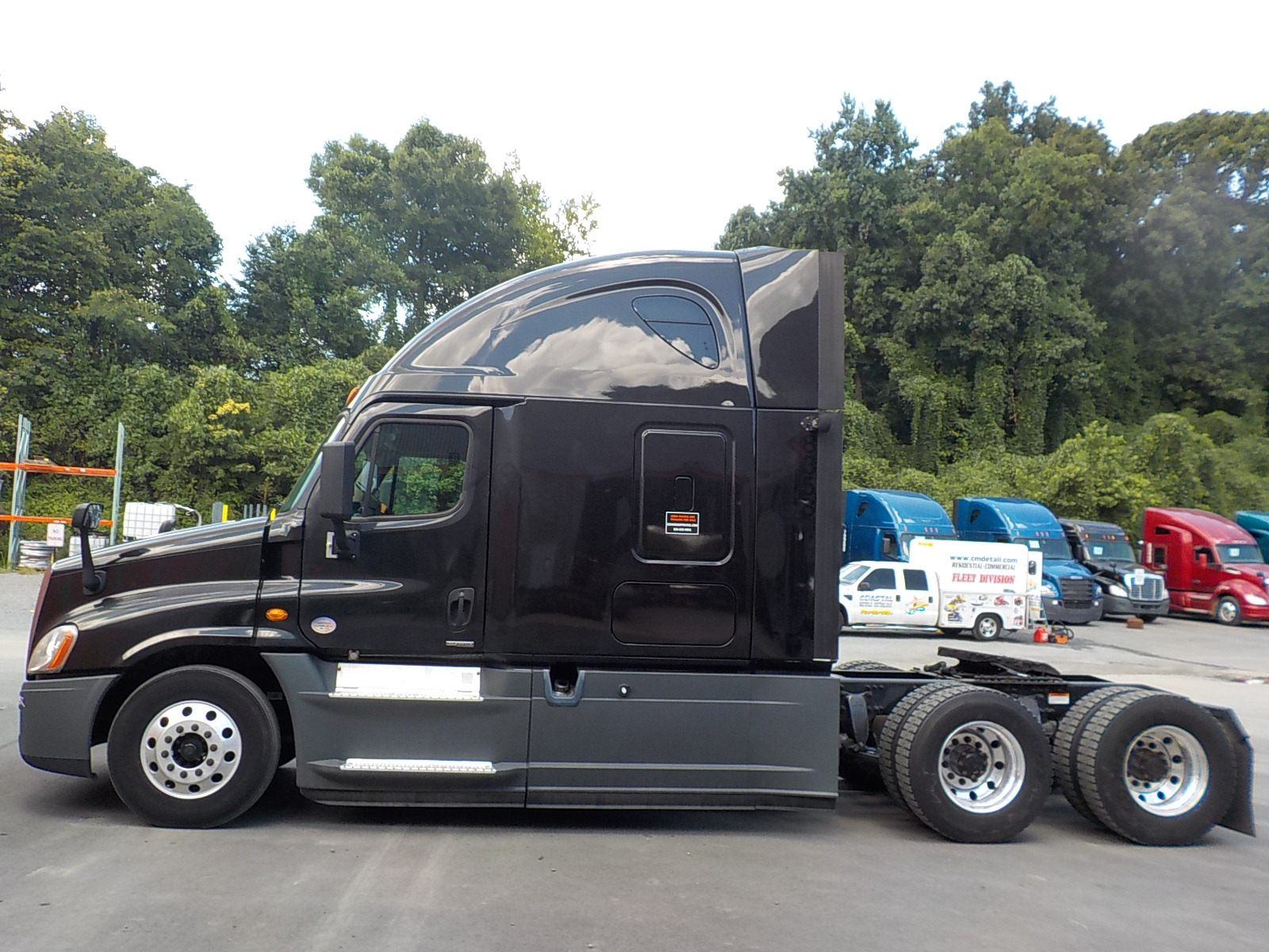 2015 Freightliner Cascadia EVO for sale-59087696