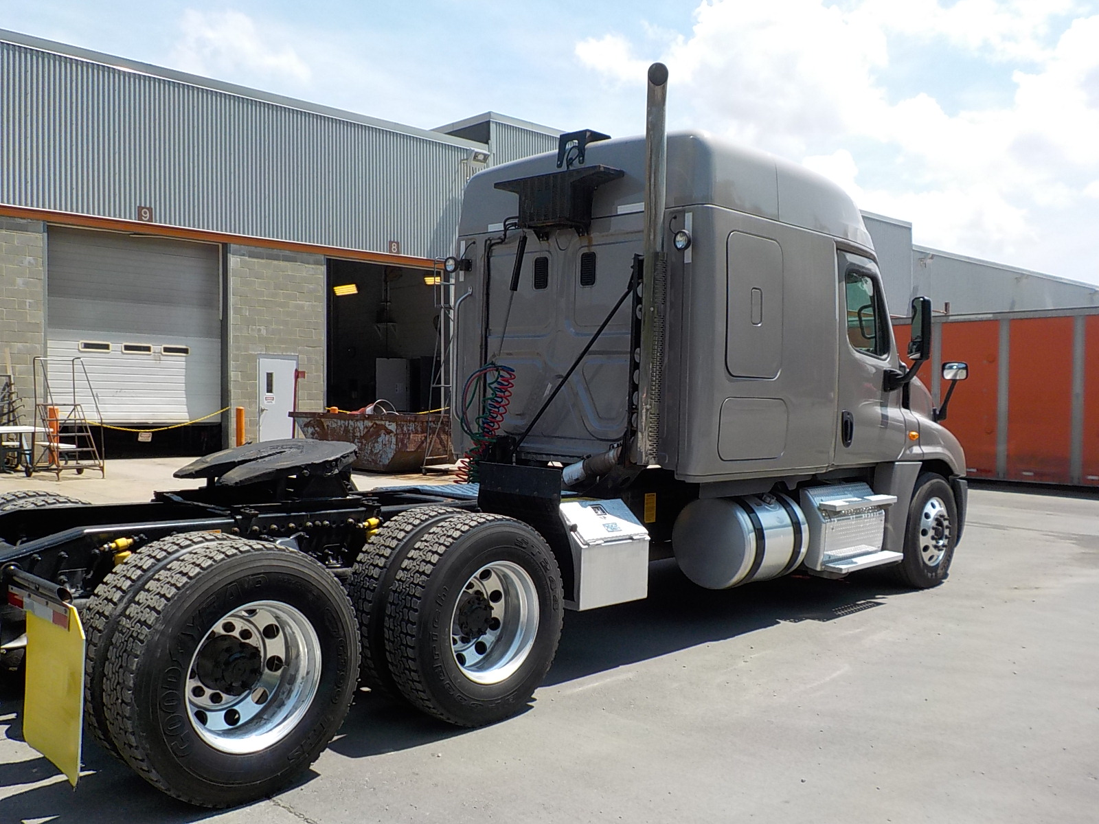 2015 Freightliner Cascadia EVO for sale-59196982
