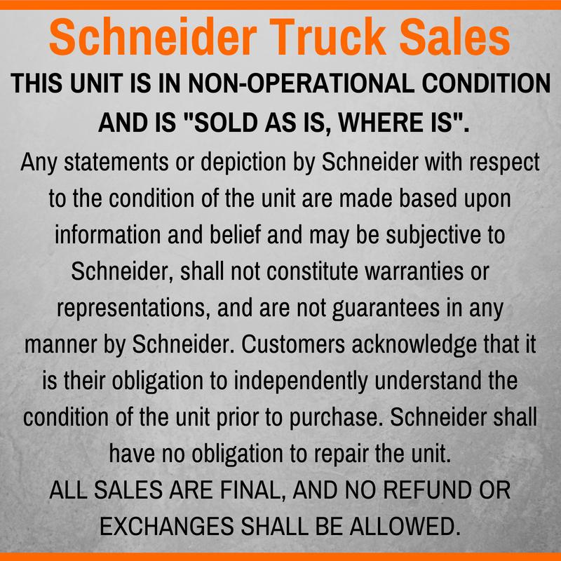 2001 Wabash Van for sale-59085528