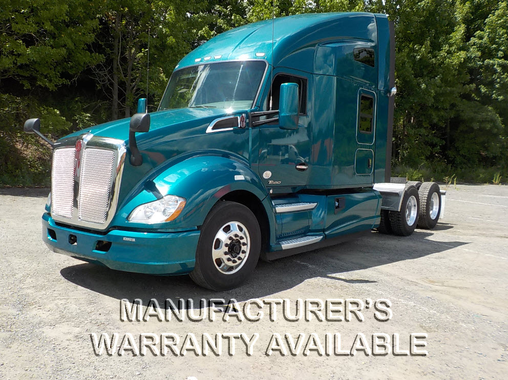 USED 2016 KENWORTH T680 SLEEPER TRUCK #129200