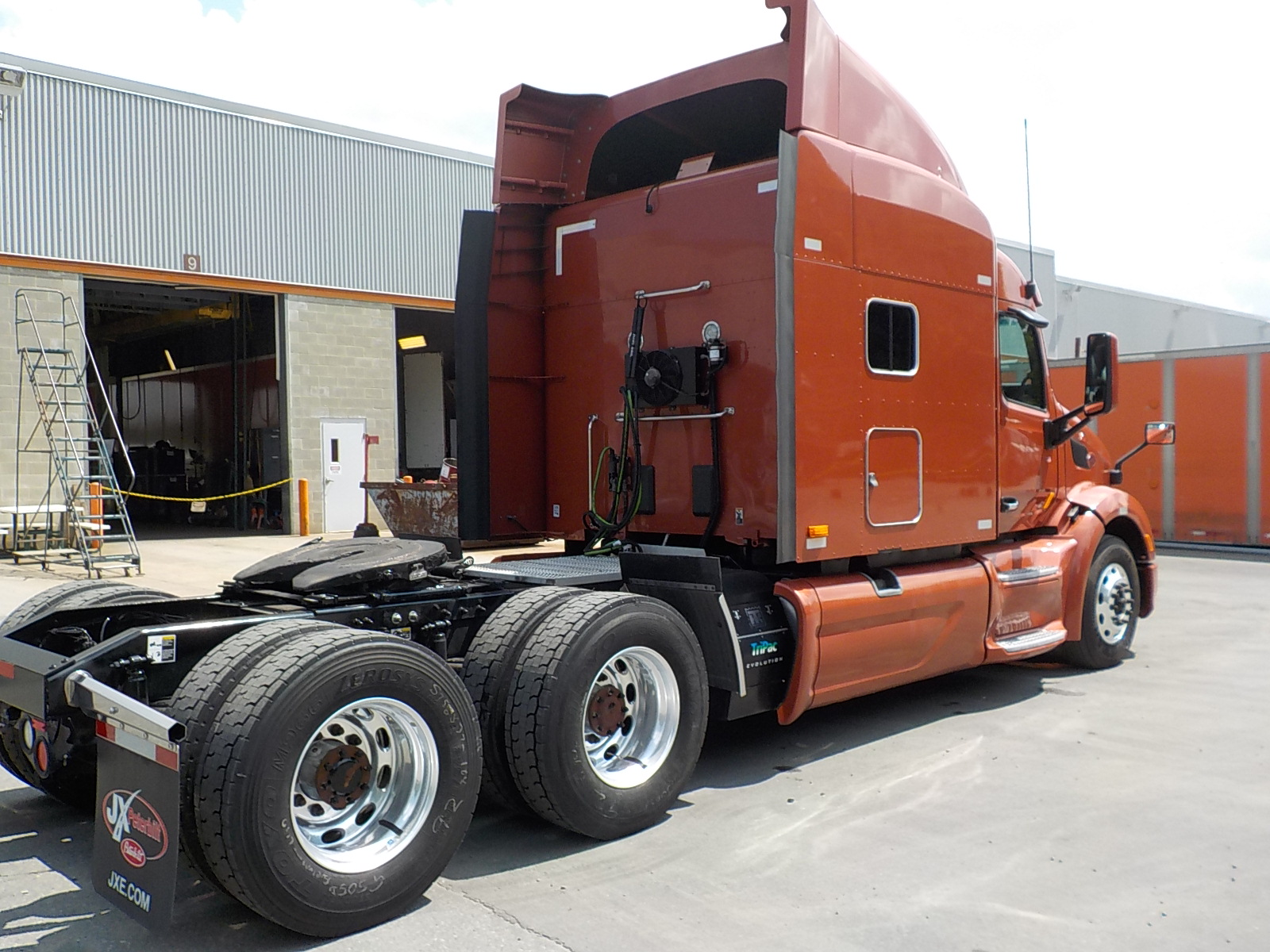 2016 Peterbilt 579 for sale-59263575
