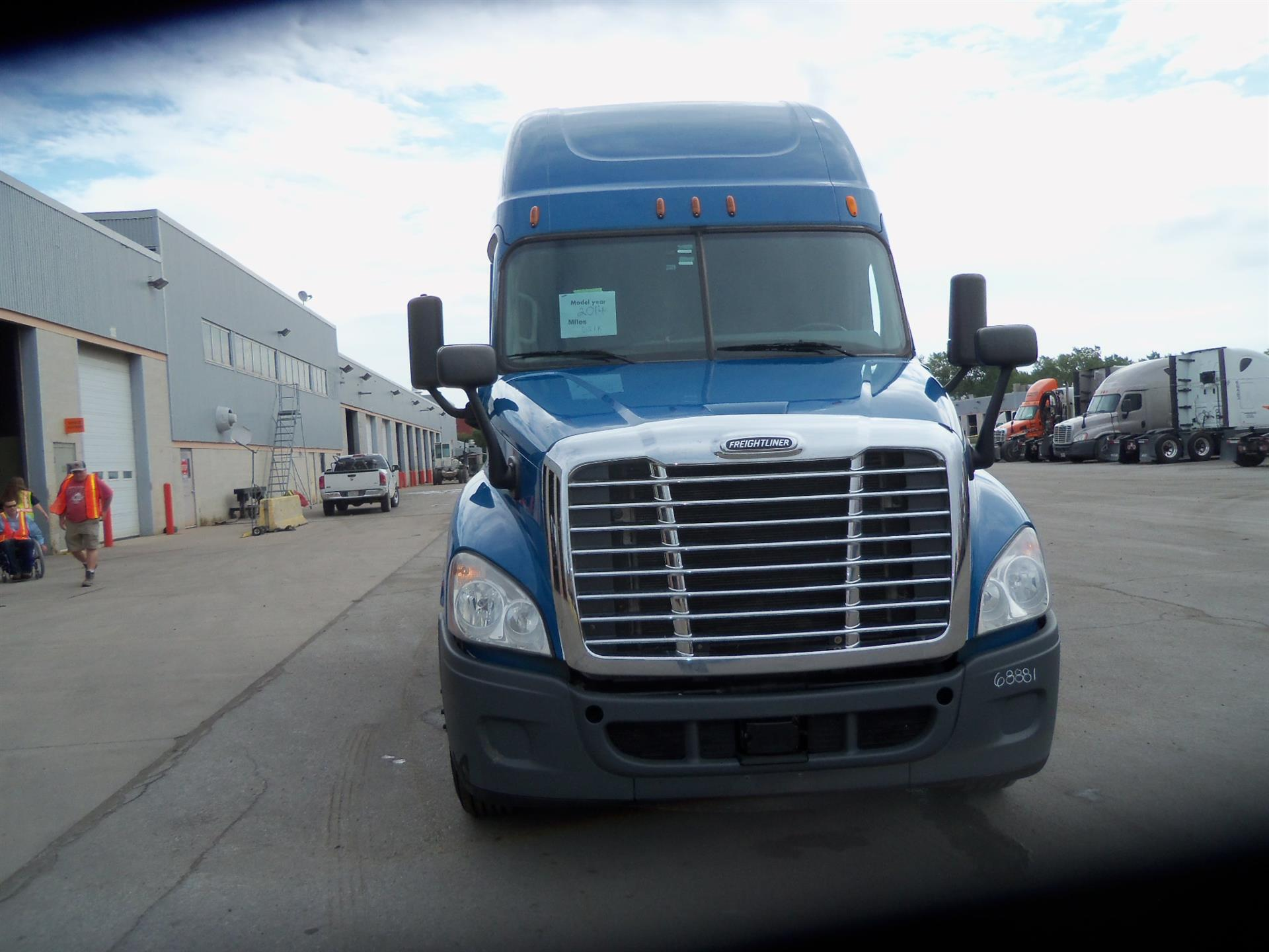 2014 Freightliner Cascadia for sale-59084968