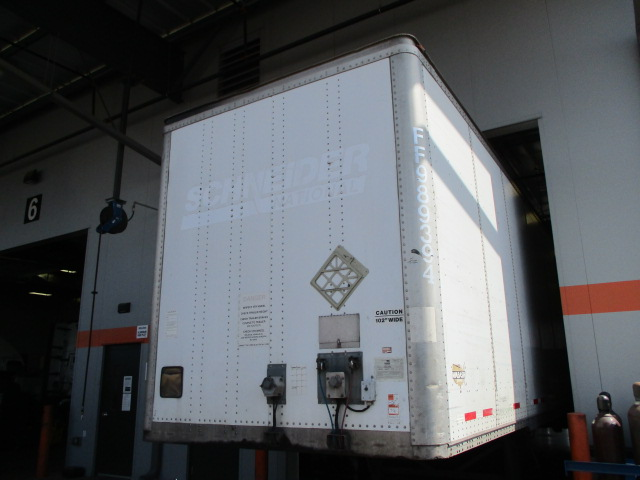2008 Wabash Lift Gate for sale-59101327