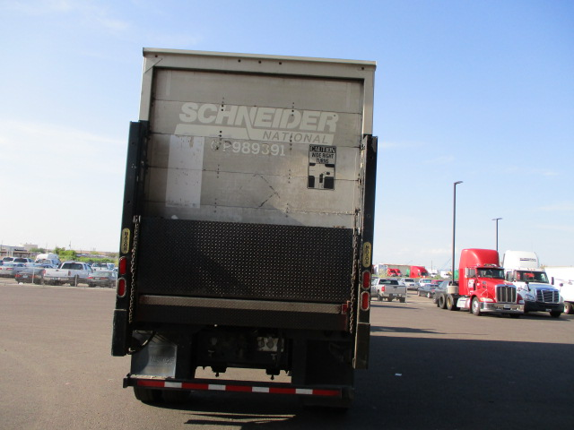 2008 Wabash Lift Gate for sale-59275608