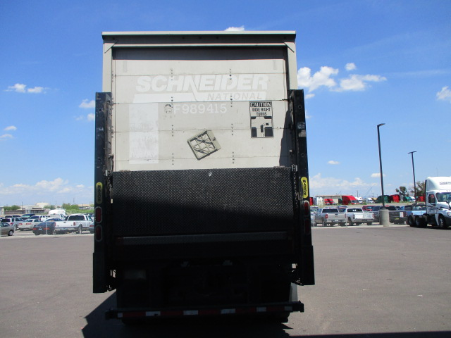 2008 Wabash Lift Gate for sale-59124097