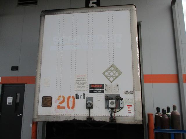 2008 Wabash Lift Gate for sale-59124095