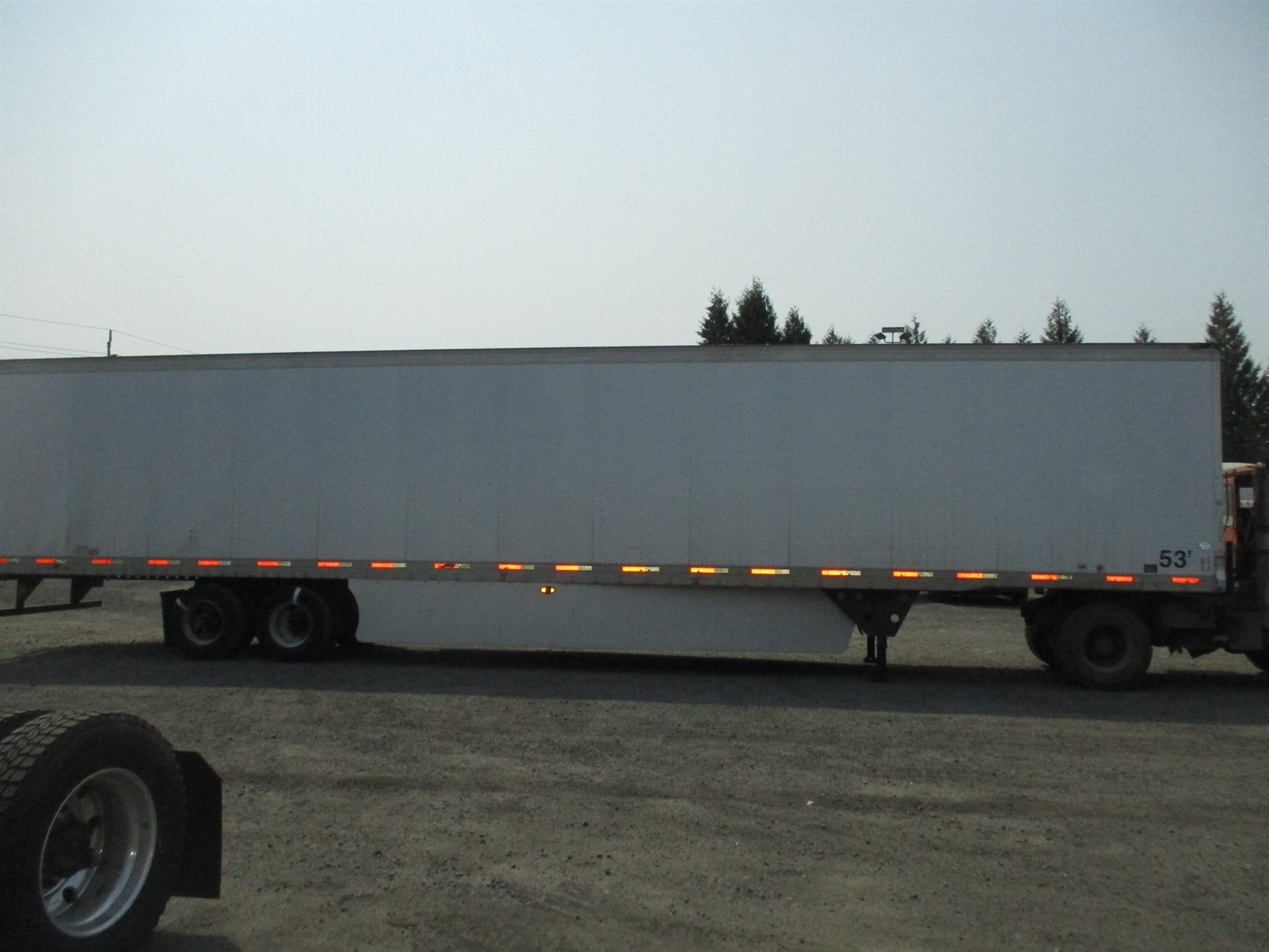 2000 Utility Van for sale-59101338