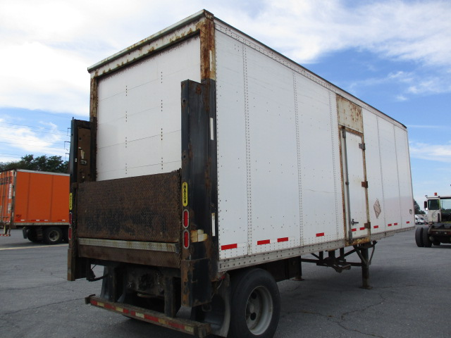 2008 Wabash Lift Gate for sale-59102062
