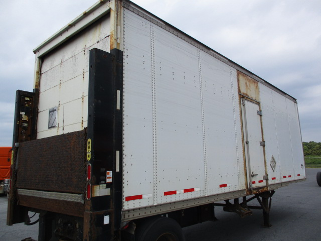 2008 Wabash Lift Gate for sale-59124105