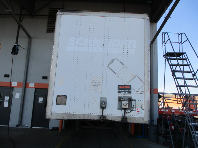 2008 Wabash Lift Gate for sale-59101347