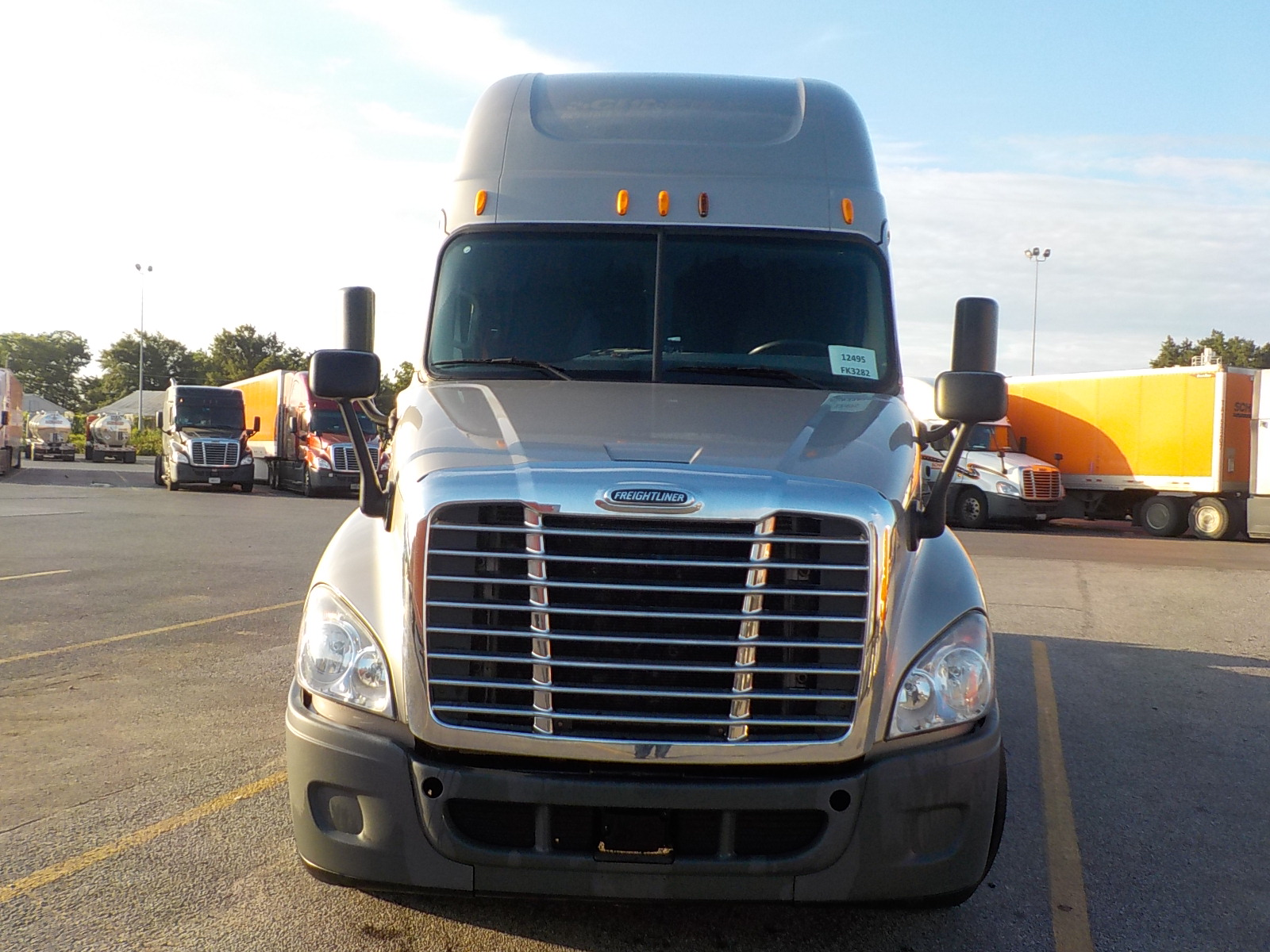 2014 Freightliner Cascadia for sale-59084991
