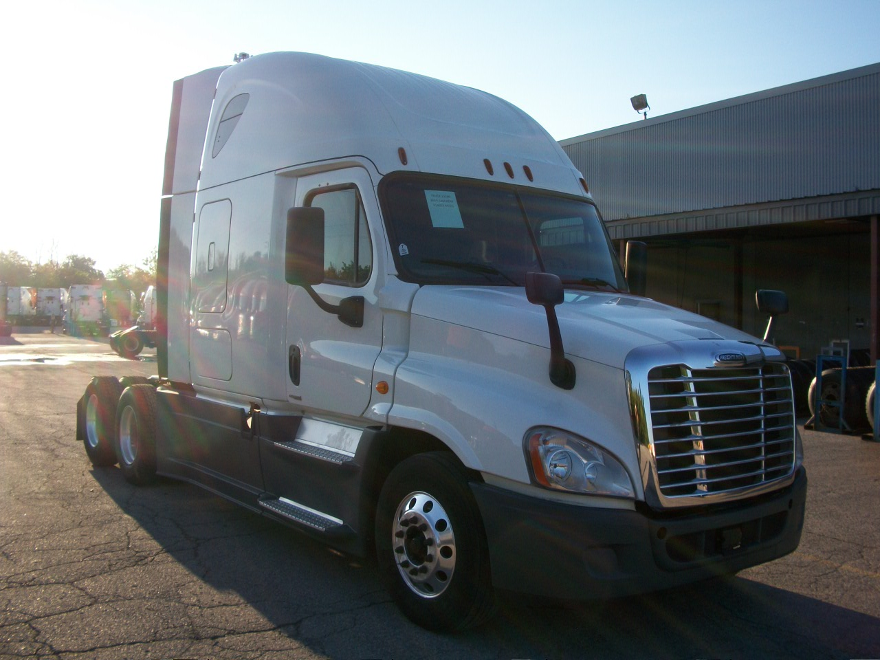 2015 Freightliner Cascadia for sale-59274474