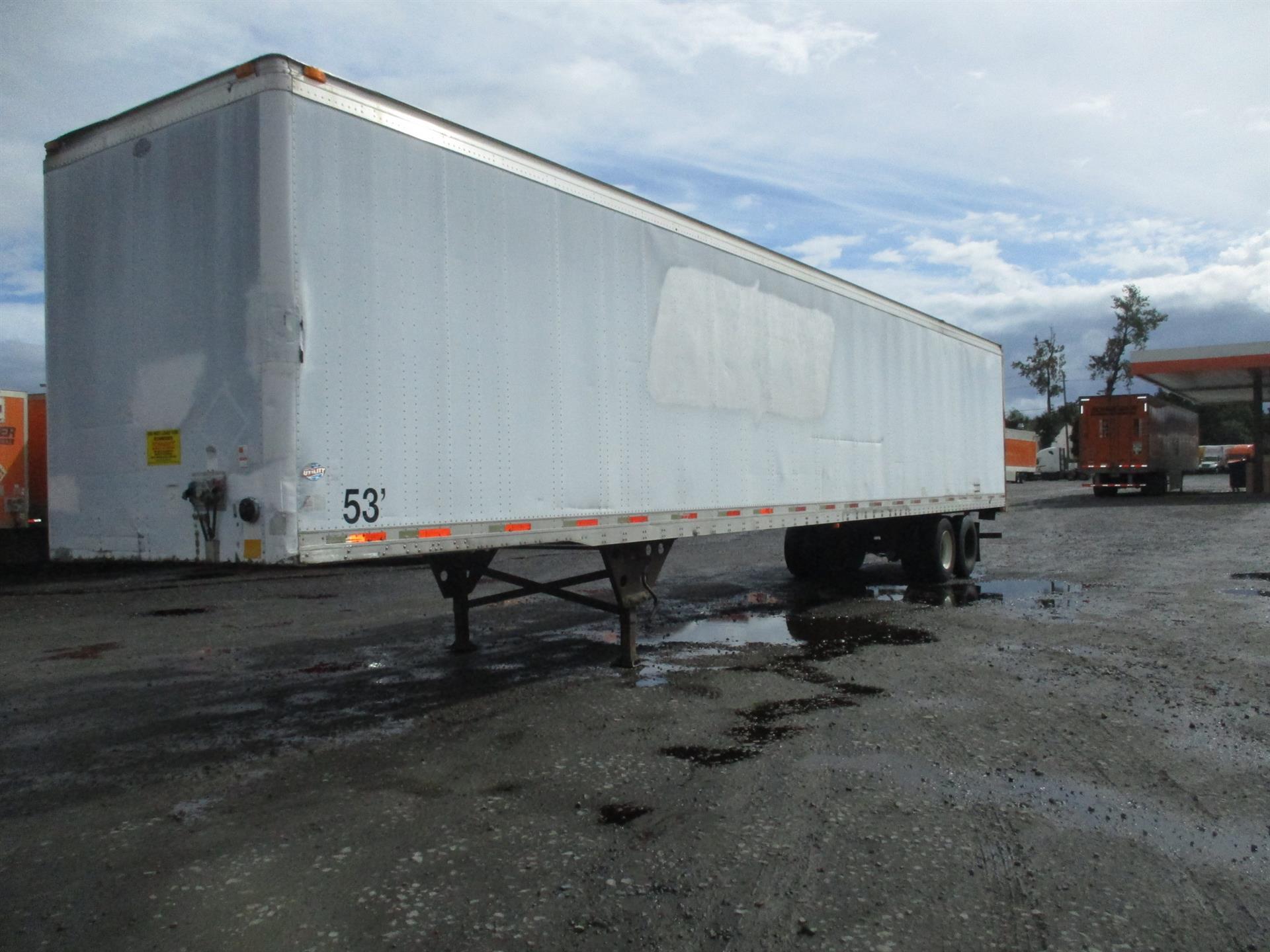 1998 Utility Van for sale-59117707