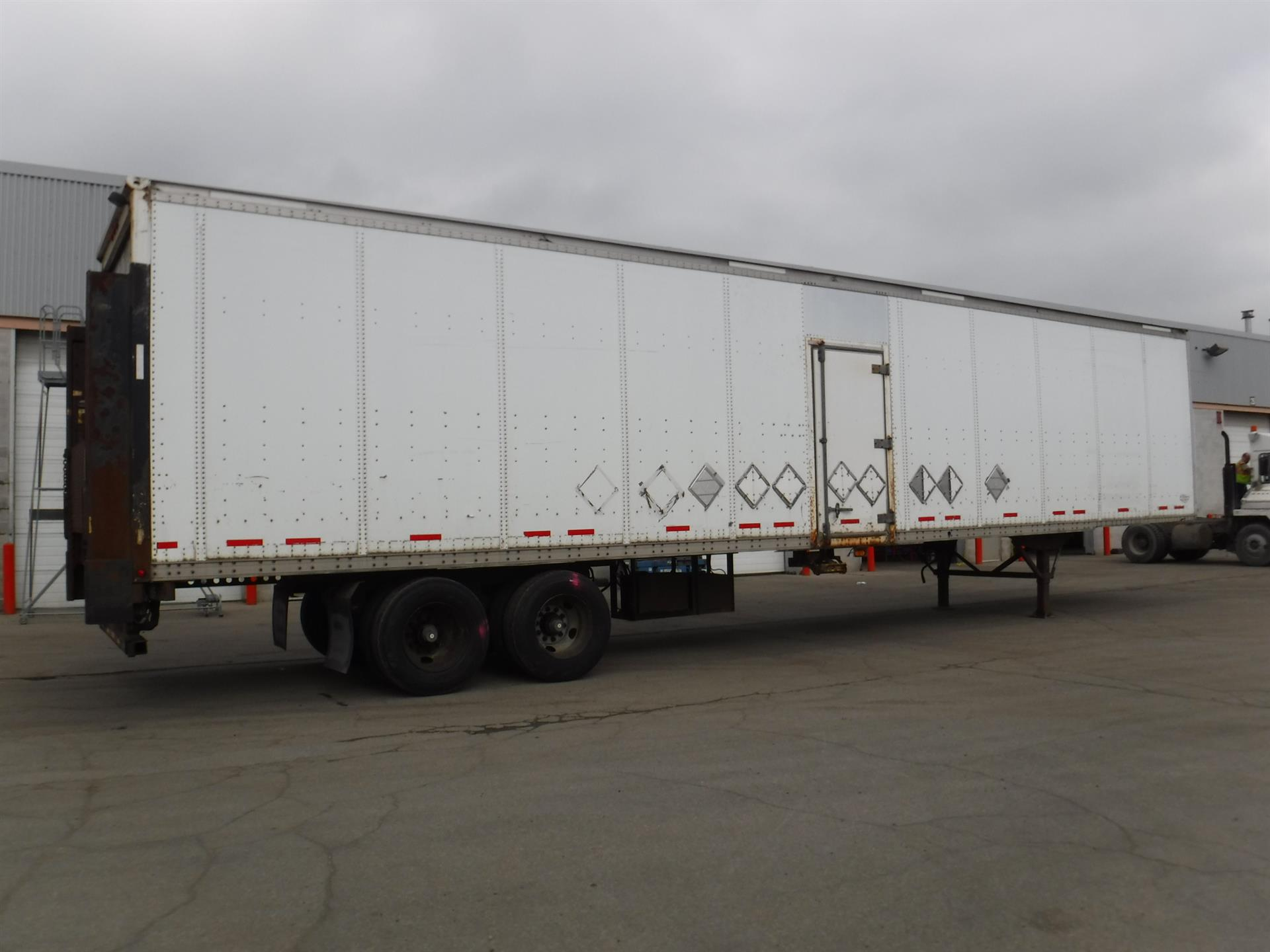 2003 Wabash Lift Gate for sale-59205703