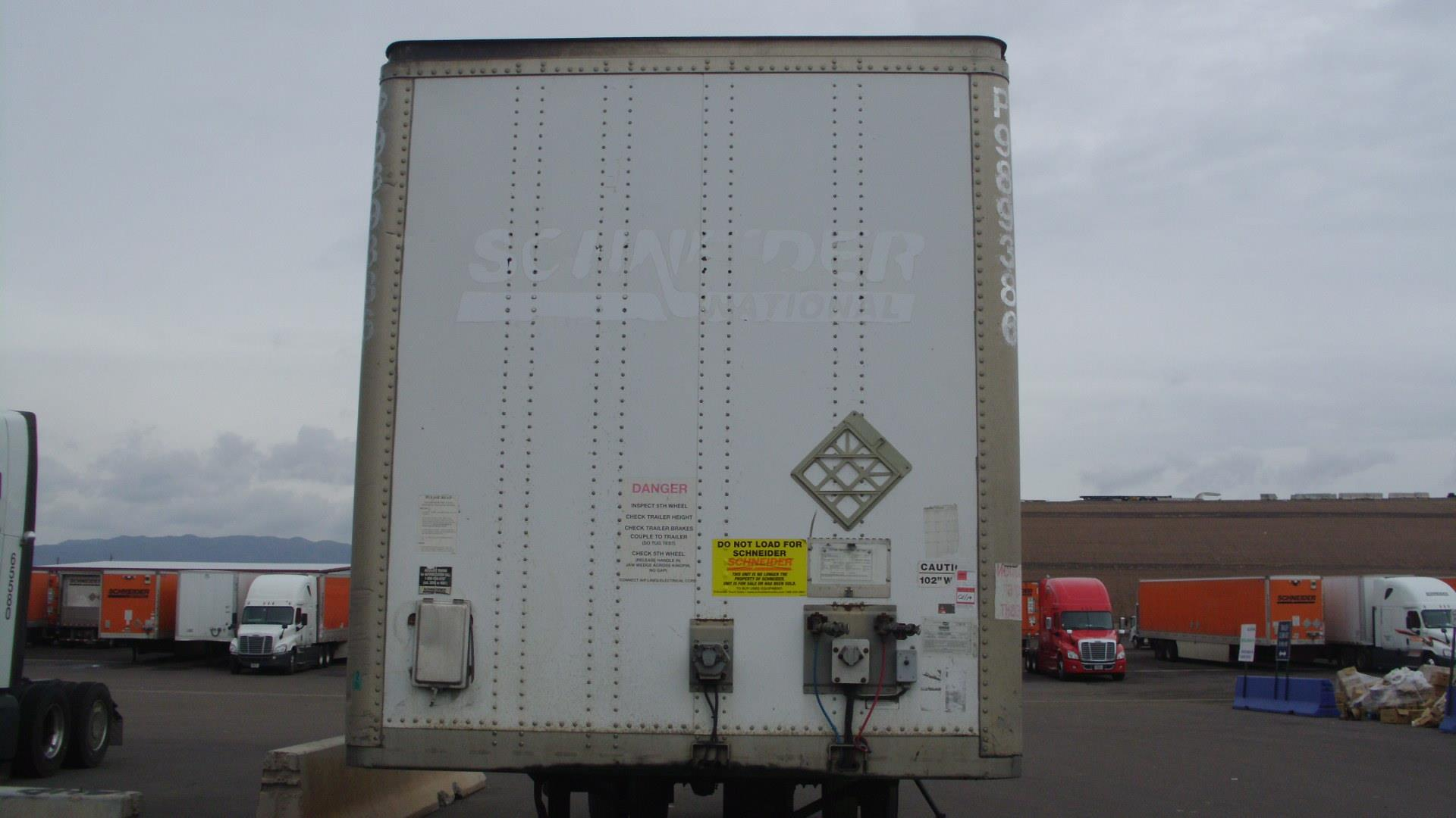 2008 Wabash Lift Gate for sale-59275625