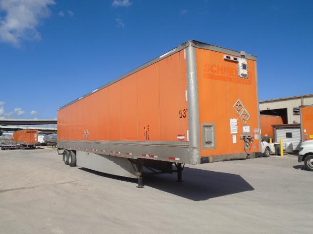 2005 Wabash Van for sale-59101375