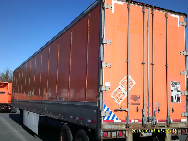 2005 Wabash Van for sale-59085643