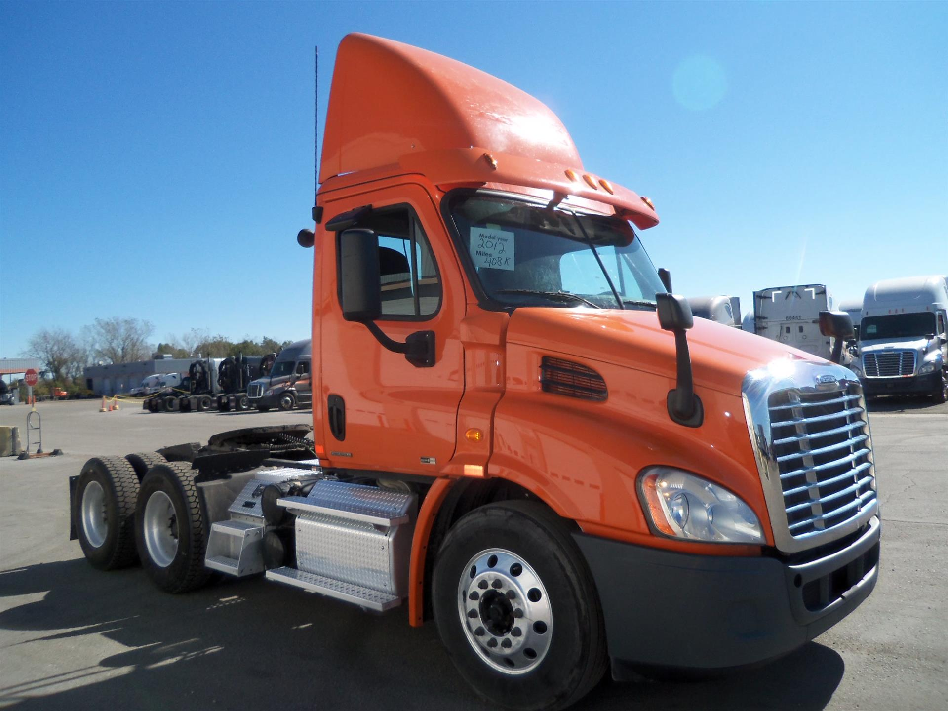 2012 Freightliner Cascadia for sale-59108709