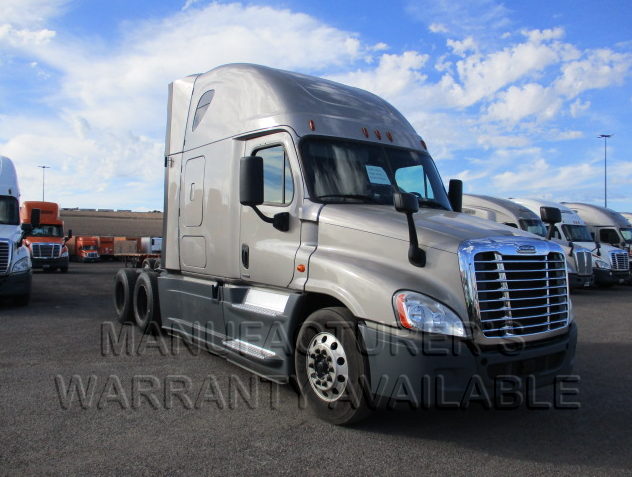 USED 2016 FREIGHTLINER CASCADIA SLEEPER TRUCK #134511