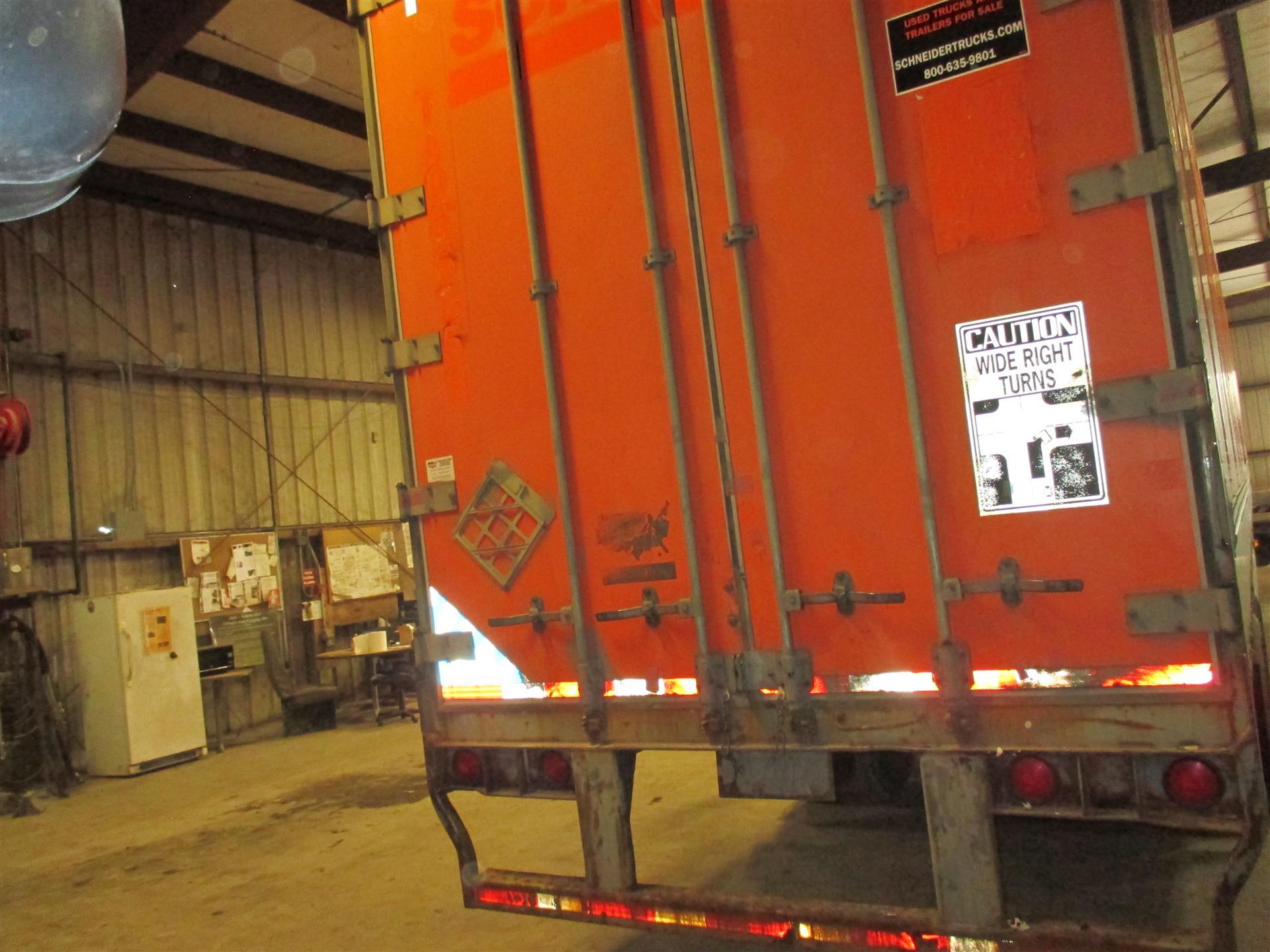 2005 Wabash Van for sale-59107795