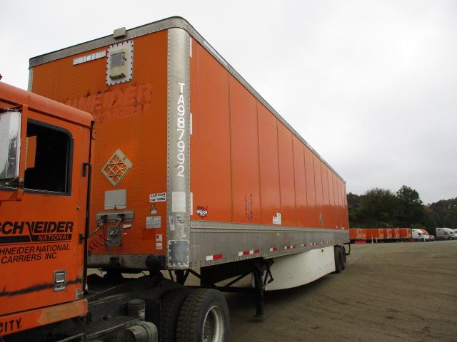 2007 Wabash Van for sale-59085755