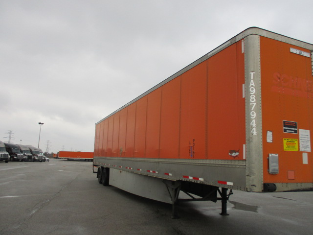 2007 Wabash Van for sale-59085759