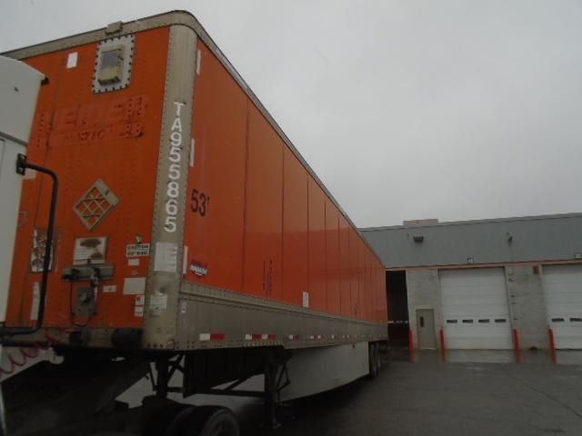 2005 Wabash Van for sale-59085778