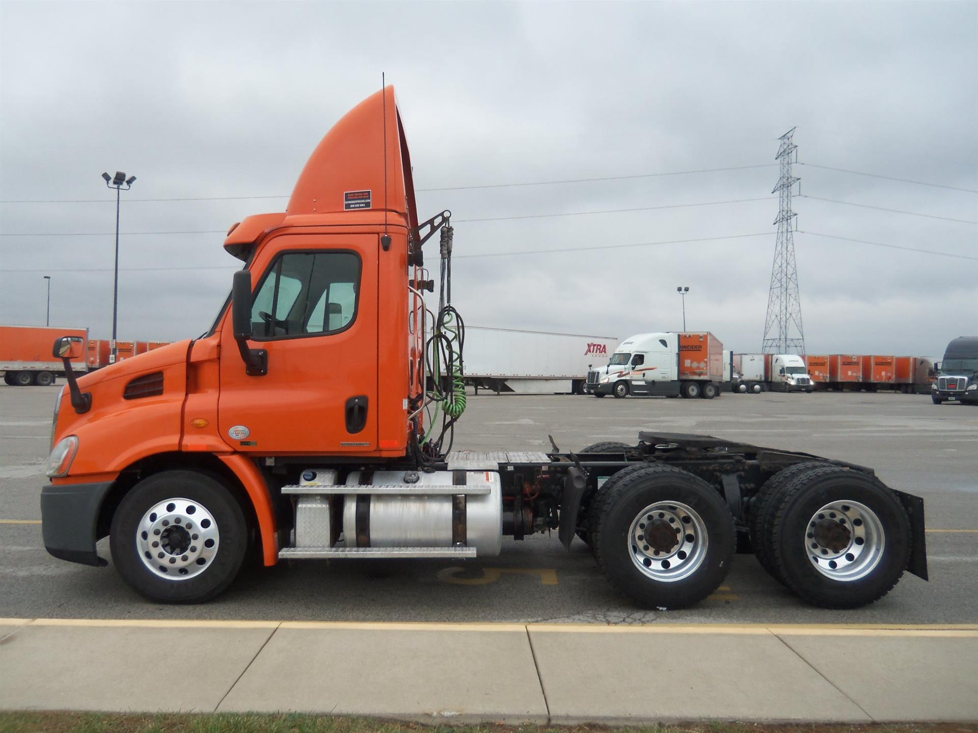 2012 Freightliner Cascadia for sale-59197101