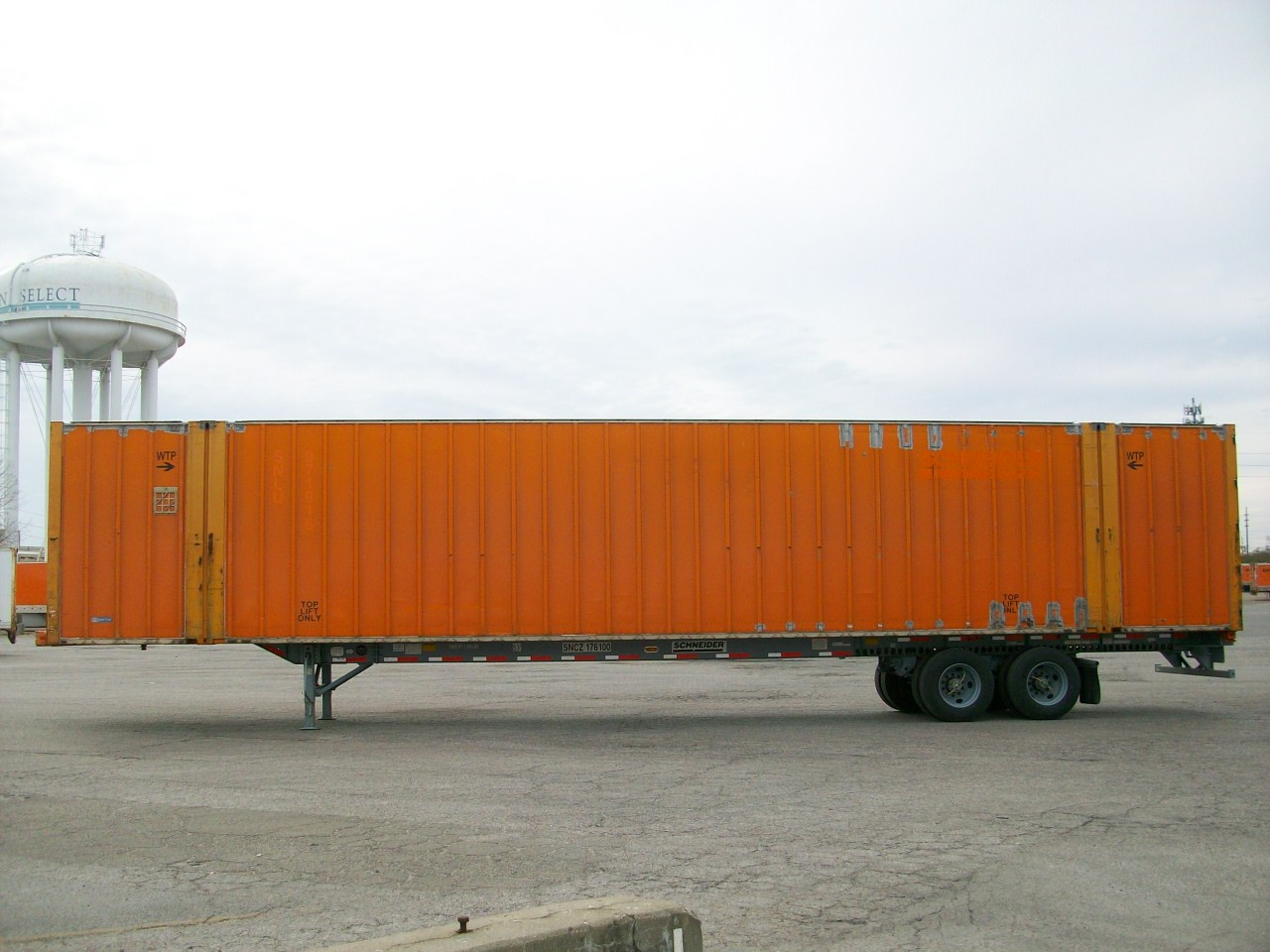 2006 Stoughton CONTAINER for sale-59101418