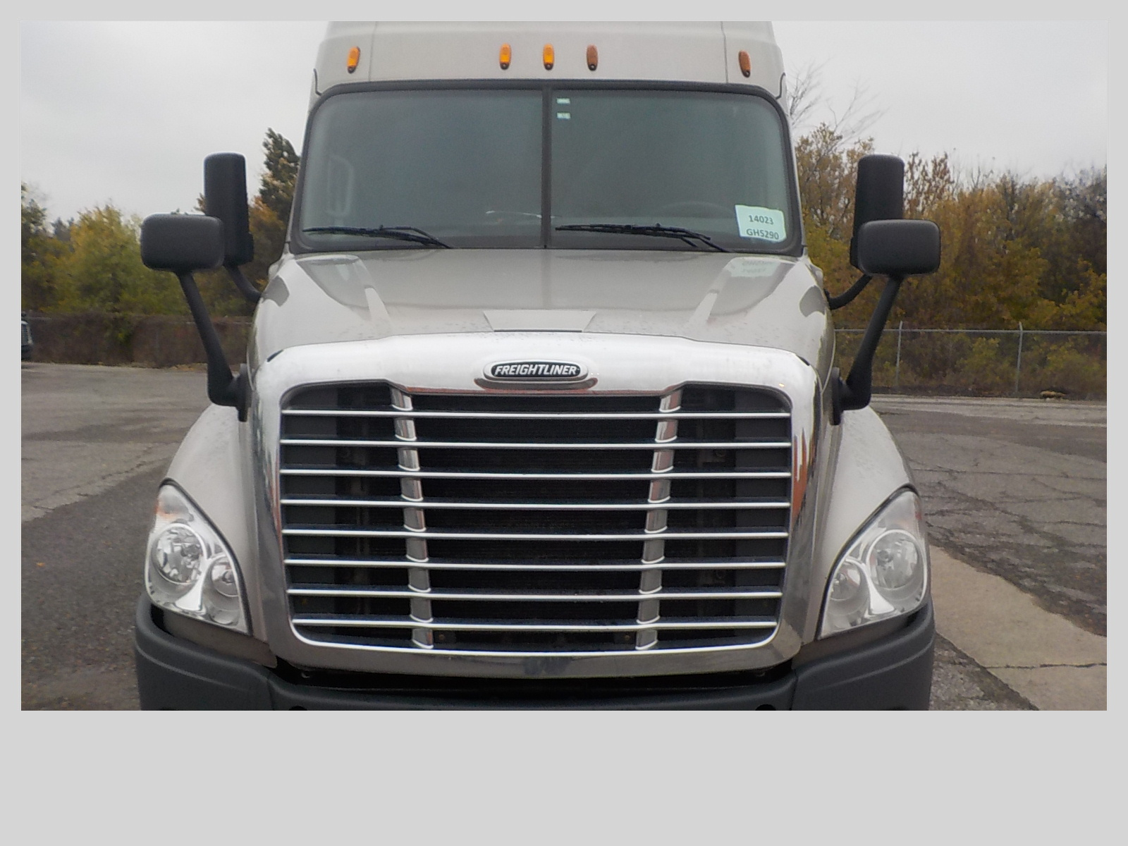 2015 Freightliner Cascadia for sale-59085340