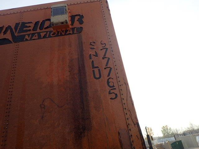 2006 Wabash CONTAINER for sale-59107797