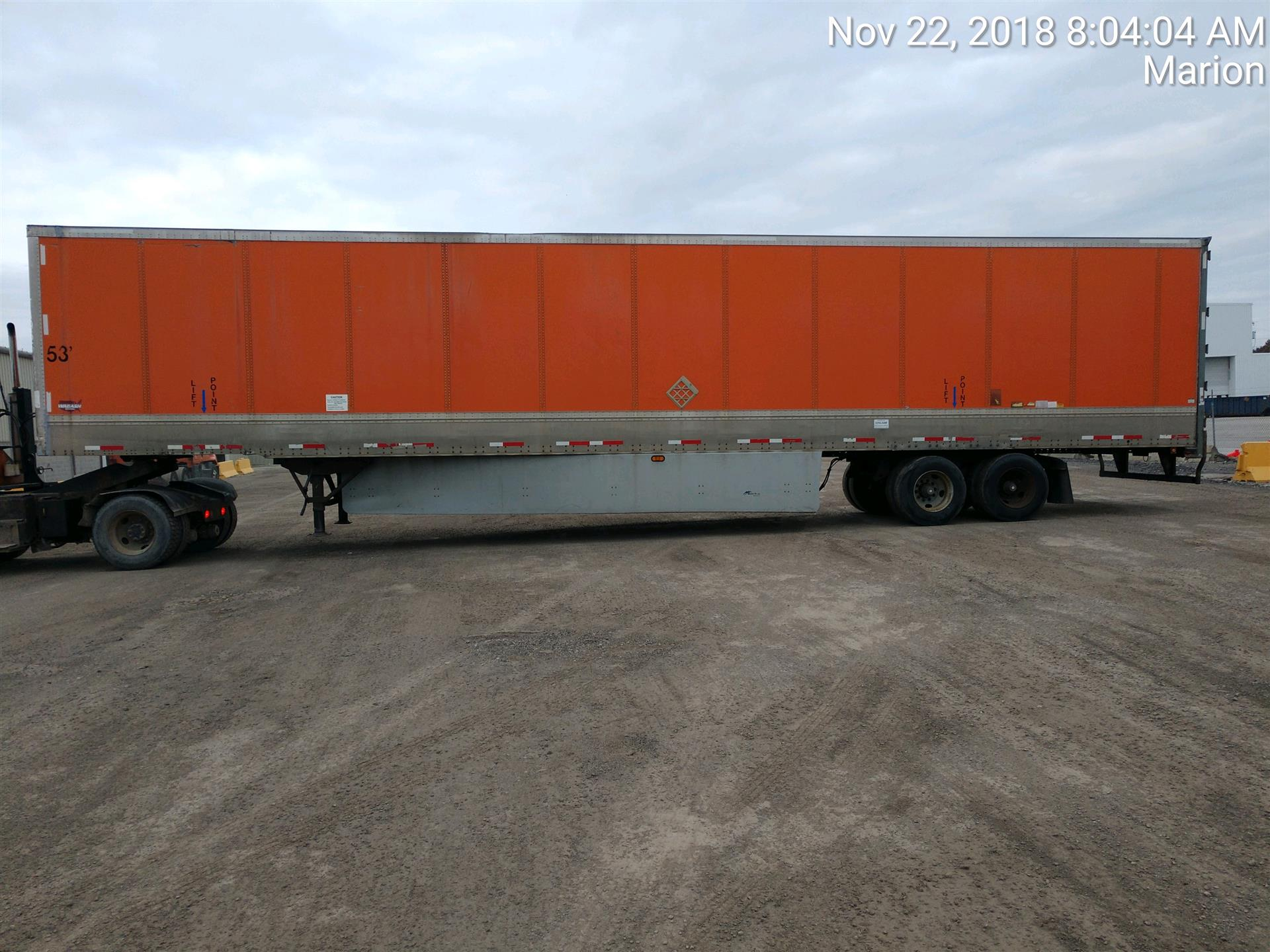 2005 Wabash Van for sale-59085872