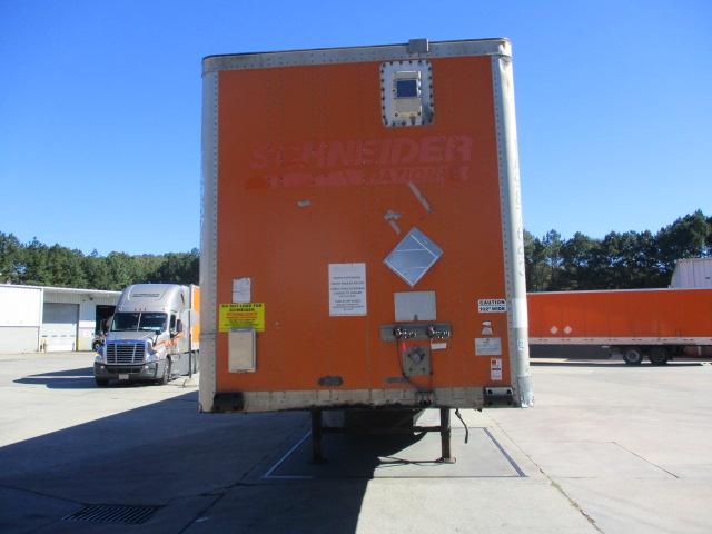 2007 Wabash Van for sale-59101463