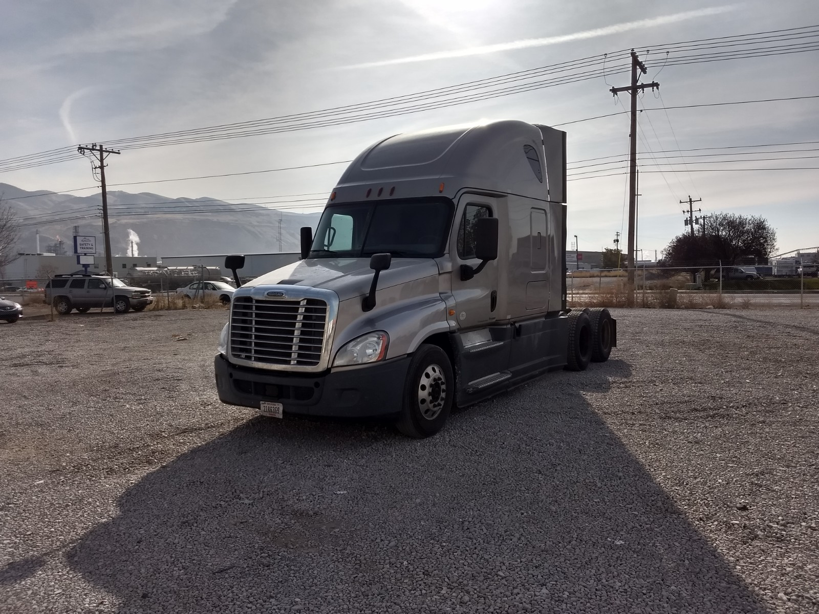 2015 Freightliner Cascadia for sale-59289779