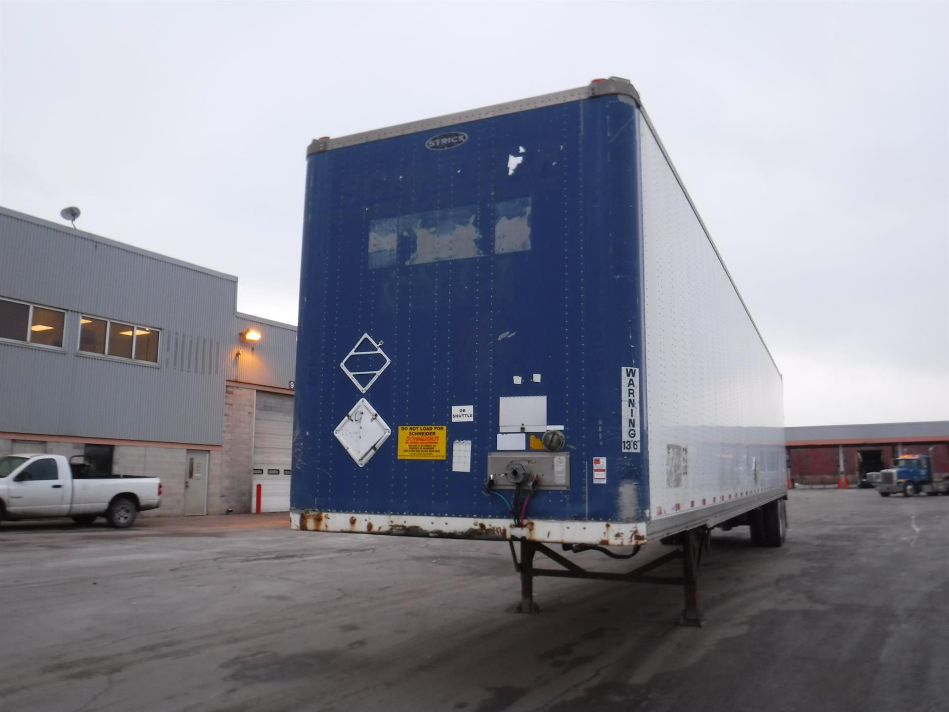 1999 Strick Van for sale-59101466